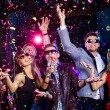Young party people — Stock Photo #25565783