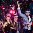 Young party — Stock Photo #25565783