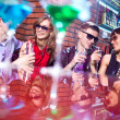 Stock Photo: Nightclub
