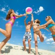 Stock Photo: Fun summer time