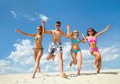 Horario de verano de la diversión — Foto de Stock