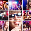 Disco dance — Stock Photo #28195893