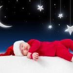 Santa baby — Stock Photo #34815529