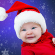 Little Santa — Foto de Stock