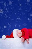 Christmas baby — Stock fotografie