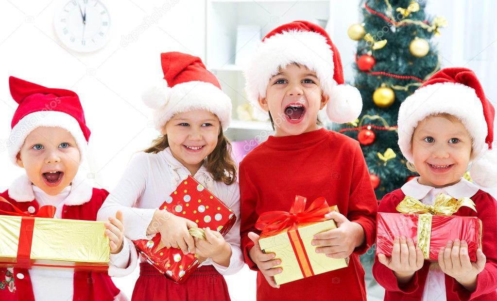 Новый год для одного ребенка дома