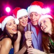 Christmas party — Stockfoto
