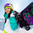 Snowboarder — Stock Photo #36976051