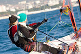 Sailing Regatta — Stock Photo