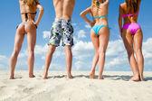 Стиль пляжа — Стоковое фото