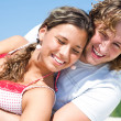 Young couple — Stock Photo #44766919