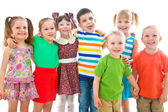 Diverse children group — Stock Photo