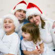 Christmas happy family — Stock Photo #46932713