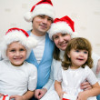 Christmas happy family — Stock Photo #46932725