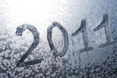 Number 2011 — Stock Photo