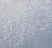 White snow — Stock Photo
