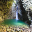 Kozjak waterfall — Stock Photo #12439378