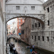 Bridge of Sighs, Venice — Lizenzfreies Foto