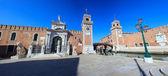 Arsenale, Venice — Stock fotografie