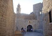 Fortress in Dubrovnik, Croatia — Stock Photo
