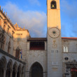 Stock Photo: Stradun, Dubrovnik