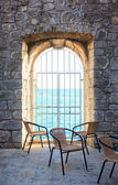 Gate in Dubrovnik — Stock Photo