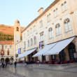 Stradun, Dubrovnik — Stock Photo