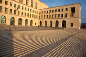 Trieste university — Stock Photo