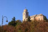 Monrupino kilisesi — Stok fotoğraf