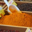 Curcuma and other spices — Stock Photo