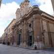 Chiesdel Colleggio dei Gesuiti, Trapani — Stock Photo #18538255