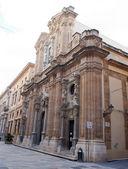Chiesa del Colleggio dei Gesuiti, Trapani — Stock Photo