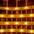 Stock Photo: Teatro Verdi, Trieste