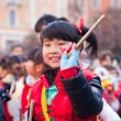 Chinese New Year parade in Milan — Stock Photo #20665803