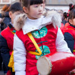 Chinese New Year parade in Milan — Stock Photo #20665825