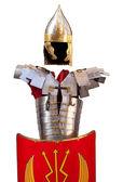 Knights armour — Stock Photo