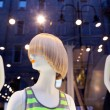 Female mannequins — Stock Photo
