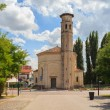 Church of the Holy Trinity, Pordenone — Stock Photo