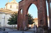 San lorenzo columns, Milan — Stock Photo