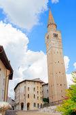 St. Marco square, Pordenone — Stock Photo