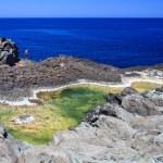 Laghetti delle ondine, Pantelleria — Stock Photo #32115601