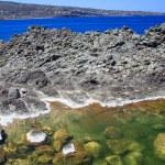Laghetti delle ondine, Pantelleria — Stock Photo #32115739
