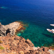 Grotta calda in Pantelleria — Stock Photo