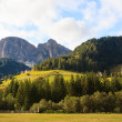 Val Badia, Dolomites — Stock Photo