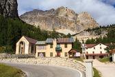 Piccolo Lagazuoi, Passo Falzarego — Stock Photo