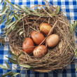 Easter basket — Stock Photo #33725447