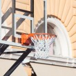 Basket hoop — Stock Photo