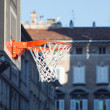 Basket hoop — Stock Photo #33742427