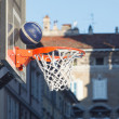 Basket hoop — Stock Photo #33742777