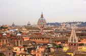 Rome from Pincio — Stockfoto